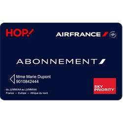 100 € de réduction sur l'abonnement Air France